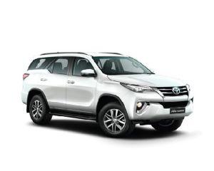 Toyota Fortuner Full Day